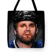 Marty St. Louis Tote Bag