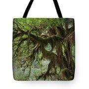 Marvelous Moss Tote Bag