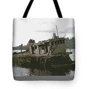 Mary D. Hume Tote Bag