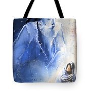 Mary Magdalene Tote Bag by Miki De Goodaboom