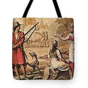 Mary Read And Anne Bonny, 18th Century Tote Bag