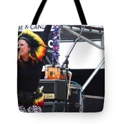 Maryjane Sings Loud And Proud Tote Bag