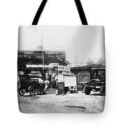 Maryland: Gas Station, C1921 Tote Bag