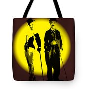Marylin Loves Charlie Tote Bag