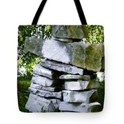 Mary's Inukshuk Tote Bag