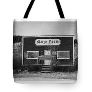 Mary's Rooms Tote Bag