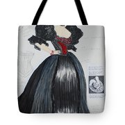 Masha From 'the Three Sisters' Tote Bag