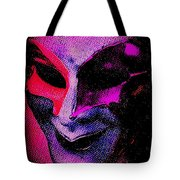 Masks We Hide Behind Tote Bag