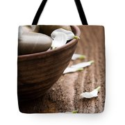 Massage Stones  Tote Bag by Kati Molin