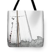 Mast Head Tote Bag