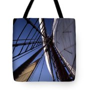 Masthead Tote Bag by Skip Willits