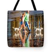 Matching Couples Tote Bag