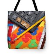 Mathematics Tools Tote Bag