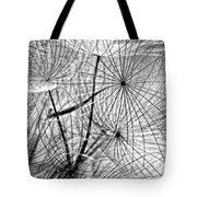 Matrix Monochrome Tote Bag