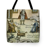 Matthew Hopkins (d. 1647) Tote Bag