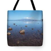 Maui Rocky Shore Tote Bag