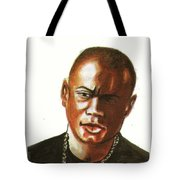 Maurice Greene Tote Bag