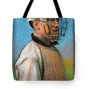 Maurice Riley Powers Tote Bag