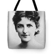 May Robson (1858-1942) Tote Bag