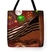 May Your Colors Run Deep And Far Tote Bag