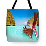 Maya Bay Tote Bag
