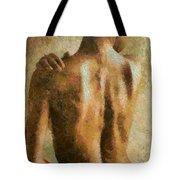Maya Desnuda Tote Bag