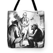Mccarthyism Cartoon, 1951 Tote Bag