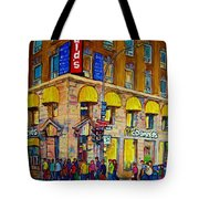 Mcdonald Tote Bag