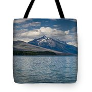 Mcdonald Lake Super Panorama Tote Bag