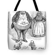 Mckinley Cartoon, 1900 Tote Bag
