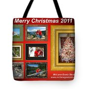 Mclanegoetz Studio Christmas Card Tote Bag