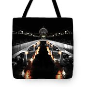 Meadow Hall Tote Bag