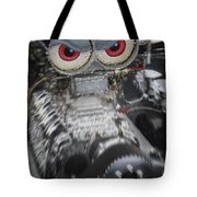 Mean Engine Tote Bag