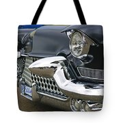 Mean Looking Grill Tote Bag