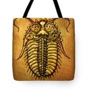 Mecha-trilobite 1 Tote Bag