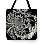 Medallion Tote Bag