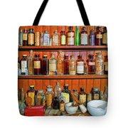 Medicinals Tote Bag