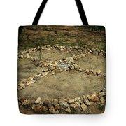 Medicine Wheel, Sedona, Arizona Tote Bag