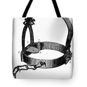Medieval Bridle Tote Bag by Granger