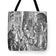 Medieval Prison, 1557 Tote Bag