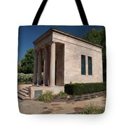 Meditation Chapel  Tote Bag