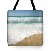 Mediterranean Shore Tote Bag