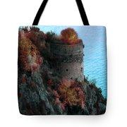 Mediterranean Turret Tote Bag