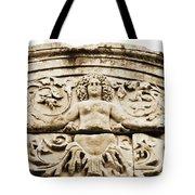 Medusa Of Ephesus Turkey Tote Bag