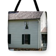 Meeks Store Appomattox Court House Virginia Tote Bag by Teresa Mucha