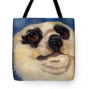 Meerkat Eyes Tote Bag