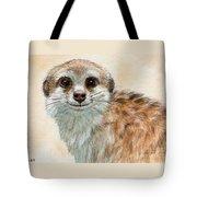 Meerkat 762 Tote Bag