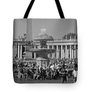 Meet Me At The Fountain Tote Bag