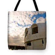 Meet Me On The Veranda Tote Bag