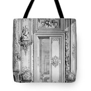 Meissonier: Doorway Tote Bag